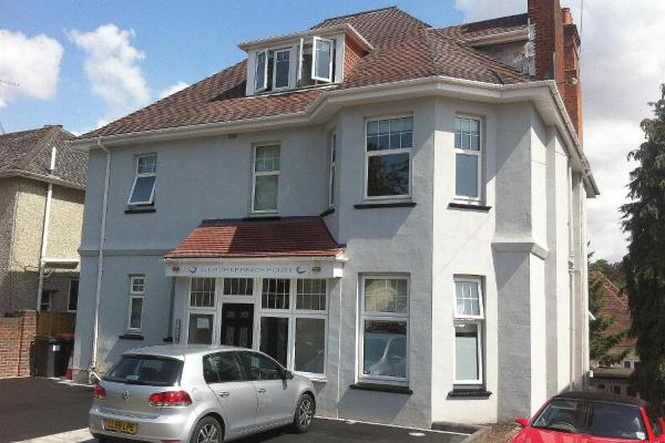 Alum Chine Beach House in Bournemouth, Dorset, England