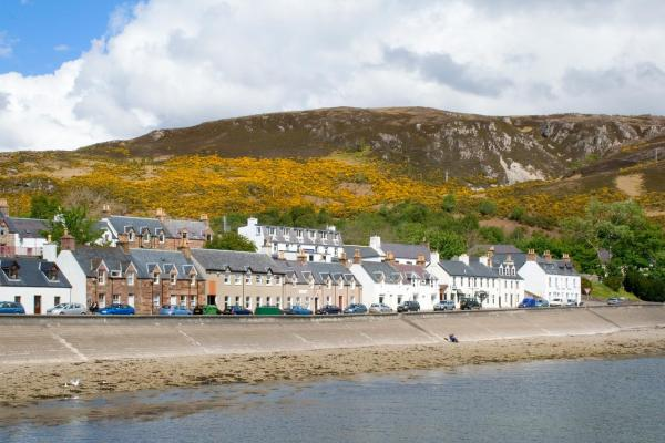 Ullapool SYHA Hostelling Scotland in Ullapool, Highland, Scotland