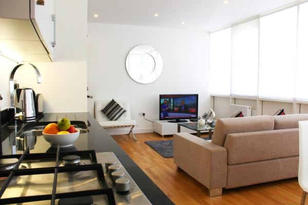 Shoreditch Apartments in London, Greater London, England
