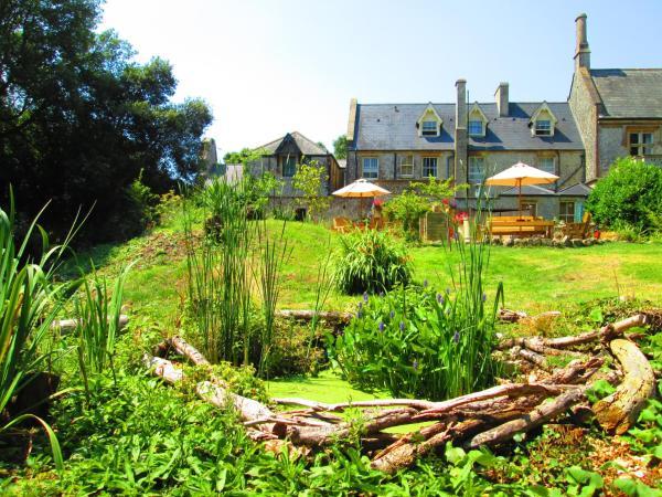 Weston Manor in Freshwater, Isle of Wight, England