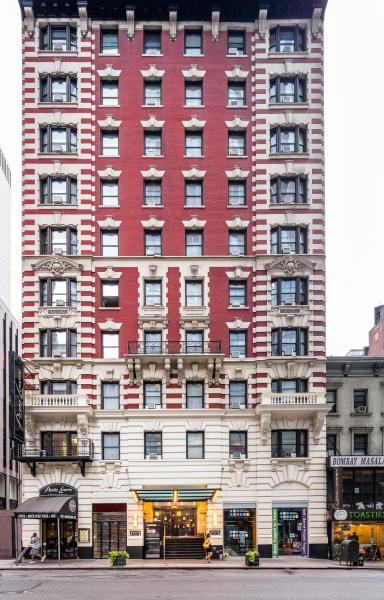 Radio City Apartments Pension In New York Pensionhotel Guesthouses