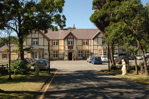 Lyons Nant Hall Hotel in Prestatyn, Denbighshire, Wales