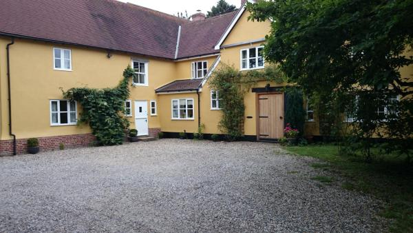 The Martins B&B in Chelsworth, Suffolk, England