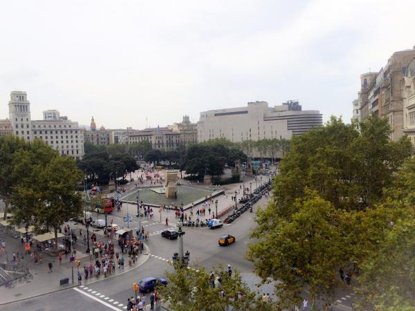 Barcelona City Ramblas