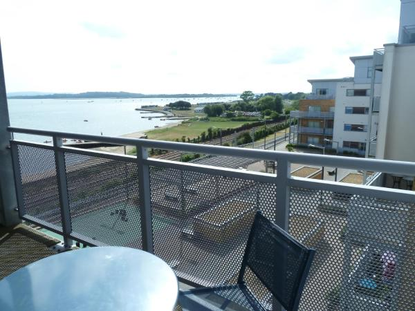 Arne View in Poole, Dorset, England