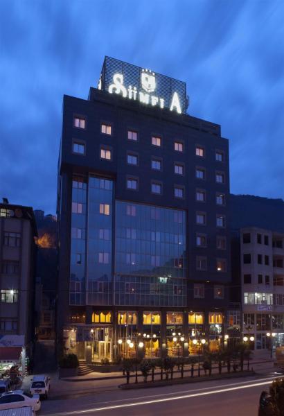 Hotel Buyuk Sumela