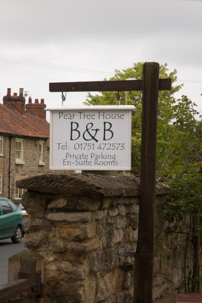 Pear Tree House B&B in Pickering, North Yorkshire, England