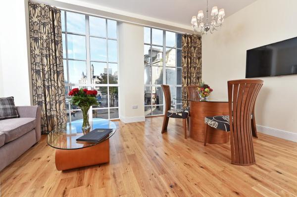 Royal Athenaeum Suites in Aberdeen, Aberdeenshire, Scotland