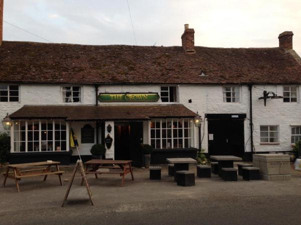 The Crown Inn, Kemerton in Tewkesbury, Worcestershire, England