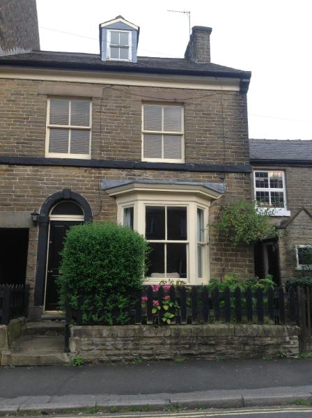 Dharl House in Buxton, Derbyshire, England
