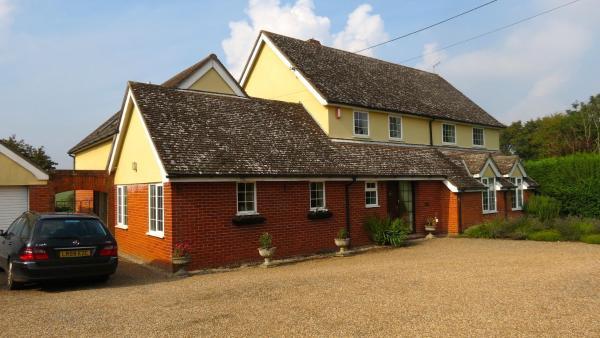 Newmans Lodge in Lavenham, Suffolk, England