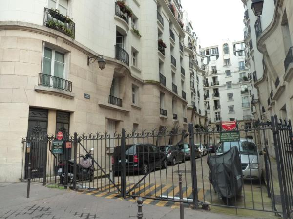 Vacation Rental Auteuil