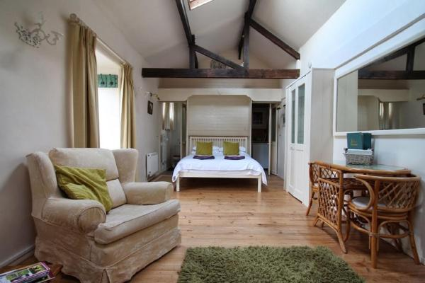 Little Court Apartment in Porlock, Somerset, England