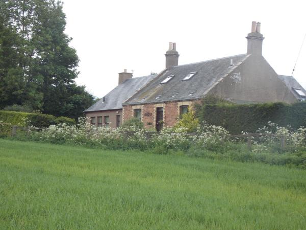 Brick House B&B in New Gilston, Fife, Scotland