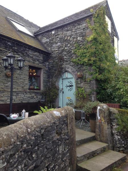The Old School B&B in Tebay, Cumbria, England