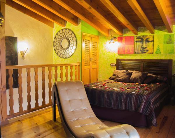 Casa Rural Mirador y relax