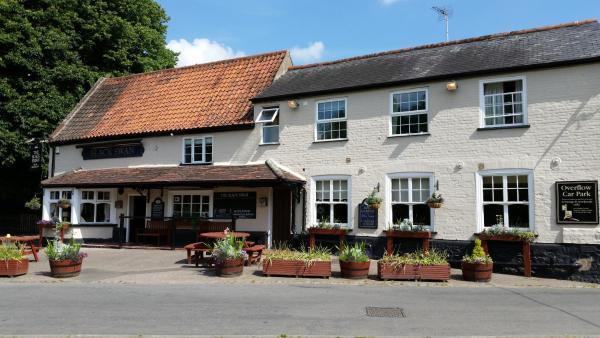 The Black Swan Inn in Norwich, Norfolk, England