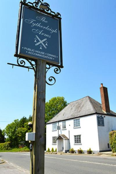 The Tytherleigh Arms in Axminster, Devon, England