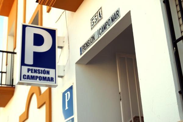Pensión Campomar