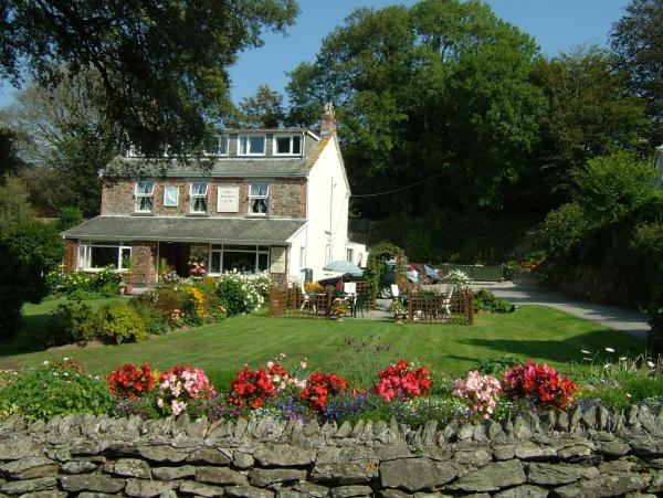 Elerkey Guest House in Veryan, Cornwall, England