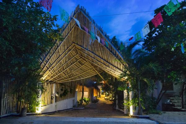 Bambú Ecocabañas