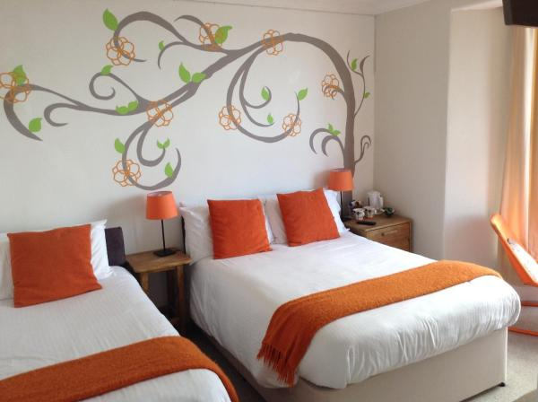 Green Apple Bed and Breakfast in Carbis Bay, Cornwall, England
