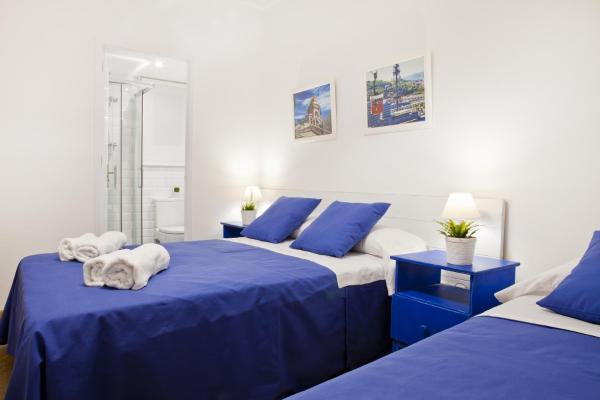 Blue Barcelona