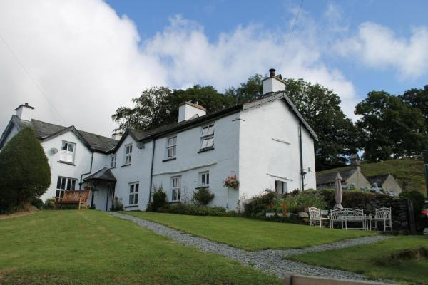 Belle Green Bed and Breakfast in Sawrey, Cumbria, England