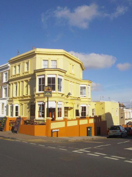 Hotel de Ville in Ramsgate, Kent, England