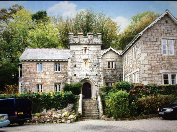 The Priory B&B in Tavistock, Devon, England