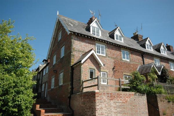 Jasmine Cottage in Arundel, West Sussex, England