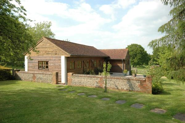 The Cottage at West Burton in Bury, West Sussex, England