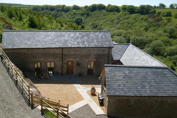 Ettiford Farm Cottages in Ilfracombe, Devon, England