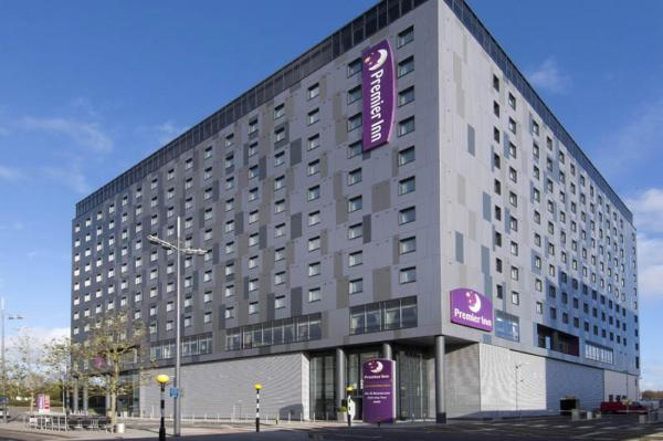 Premier Inn London Gatwick Airport - North Terminal in Crawley, Surrey, England