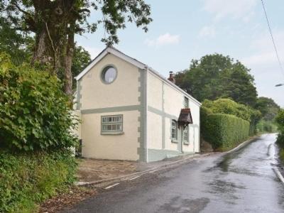 The Coach House in Llangeinor, Bridgend, Wales