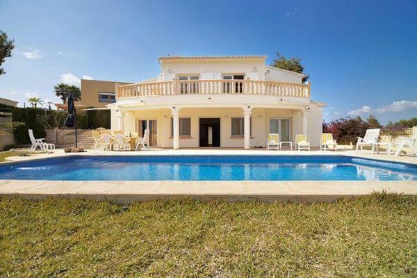 Villa in Moraira Costa Blanca VIII
