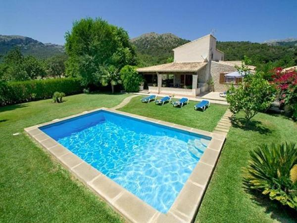 Holiday Villa in Pollenca Mallorca XI