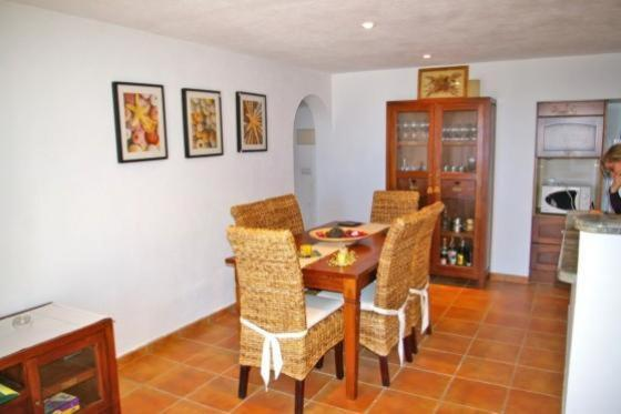 Apartment with mountain view in Benissa