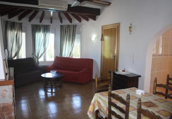 Apartment with terrace, garden in Alicante