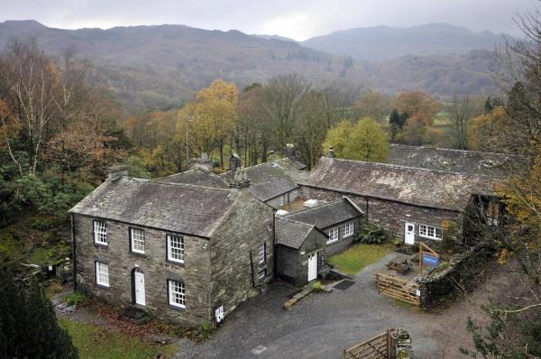 Thorney How in Grasmere, Cumbria, England