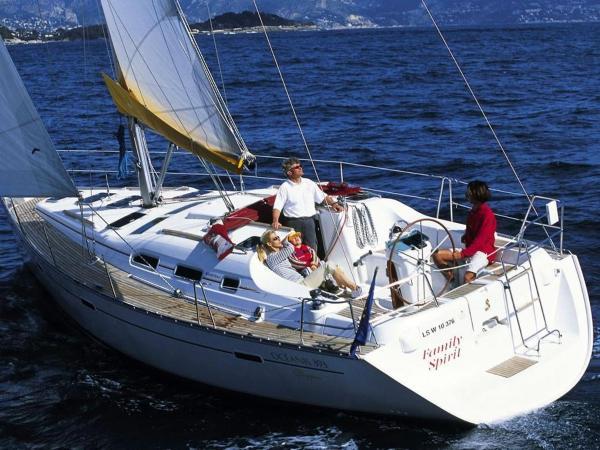 Boat in Santa Cruz de Tenerife (12 metres)