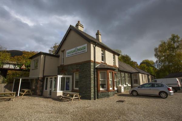 Denton House in Keswick, Cumbria, England