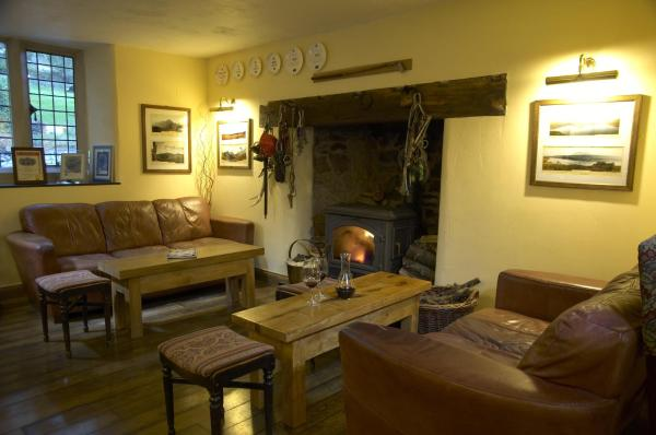 The Kinmel Arms in Abergele, Conwy, Wales
