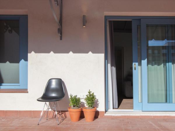 Blue Windows House