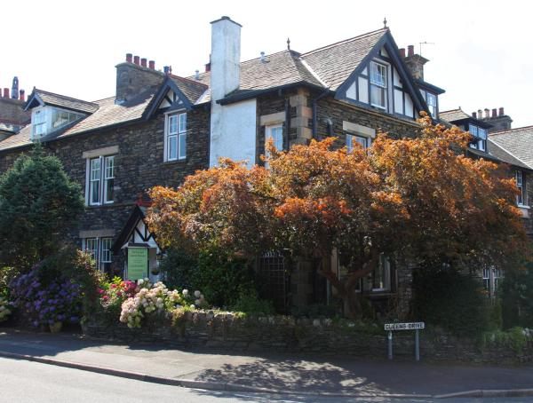 Kirkwood Guest House in Windermere, Cumbria, England
