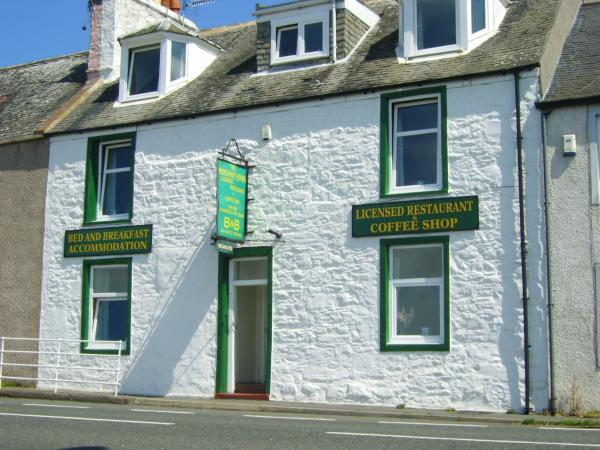 The Merchants House in Cairnryan, Dumfries & Galloway, Scotland