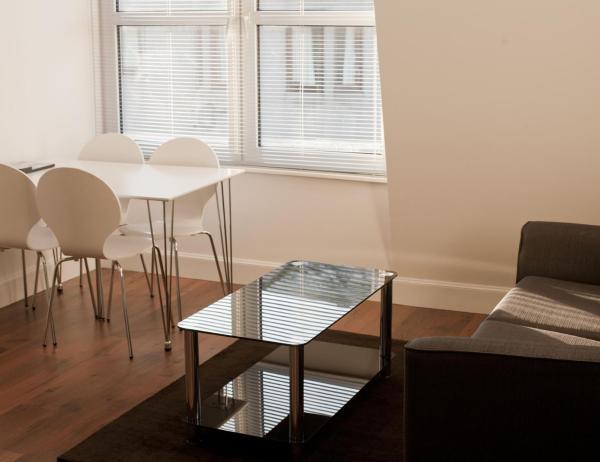 Aberdeen Serviced Apartments: Charlotte street in Aberdeen, Aberdeenshire, Scotland