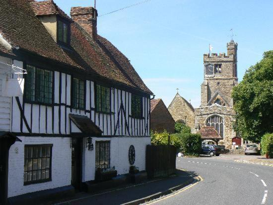Tudor Cottage in Biddenden, Kent, England