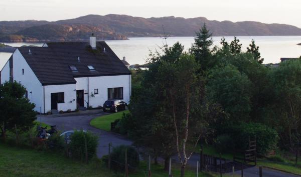 Davar in Lochinver, Highland, Scotland