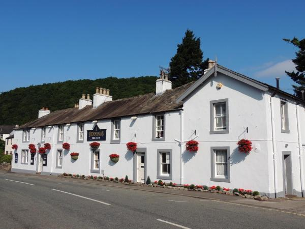 Sun Inn in Pooley Bridge, Cumbria, England
